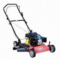 Gasoline Lawn Mower with 18 or 20 Inches Cutting Width, Side Discharge, Hand Push Manufactures