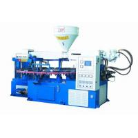 PVC Three-color upper injection foaming machinery Manufactures