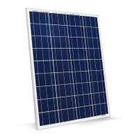 China Solar Light Power Polycrystalline Solar Panel , 12v 80w Solar Panel Kit on sale