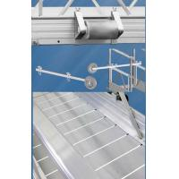 Working Suspended Access Platform With Steel Rope, Construction Scaffolding Manufactures
