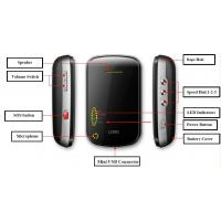 Personal Gps Tracker With Bulit-In Memory / Sos Button / 3 Quick Dial Button Manufactures