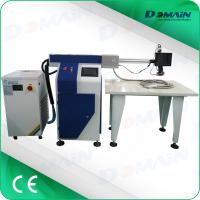 China Small Workshop Metal Channel Letter Laser Welding Machine 300 Watt Easy Operation on sale