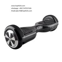China 6.5 inch mini two wheels self balancing scooter with bluetooth speaker on sale