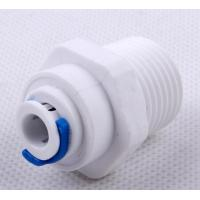 Plastic RO Water Quick Connectors Manufactures