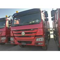 6x4 HOWO Heavy Dump Truck , Tipper Truck 371HP For Gravel Transport Manufactures