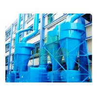 1180m3/H Gas Volume Cyclone Dust Filter / Cyclone Sawdust Collector High Rigidity Manufactures