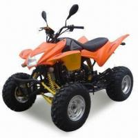 China Water-cooling 250cc ATV with 70 or 75kph Maximum Speed, EEC and EPA Approved on sale