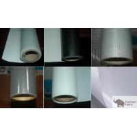 Waterproof Polypropylene Pp Fabric Blockout Middle Layer With Type C Woven , 0.60mm Manufactures