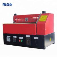 China Nataly Hot Sale 300mm 400mm Hot Melt Glue Machine Roll Glue Coating Machine on sale