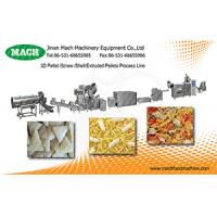 2014 New High quality 2d/3D snack food machine/snack food making machinery Manufactures