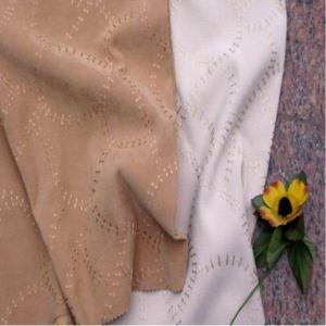 2012 New Design Suede Fabric Manufactures