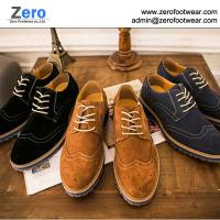 2014 hot men leather shoes suede shoes A448 formal leather shoes Manufactures
