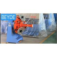 High Speed Half - Cut Taping Machine Tubular Stranding Machine For Non - Fabrics Wrapping Manufactures