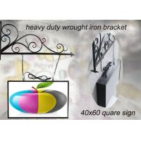 Plastic Vacuum Forming Hanging Shop Signs Manufactures