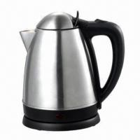 Plastic Cordless Electric Kettle with Capacity 1.8L Manufactures