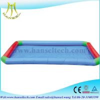 Hansel Perfect customized inflatable water pool inflatable ball pool for sale
