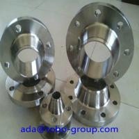 Annealed 8'' Stainless Steel Flange For Welding Tube 300LB DN15~1500 Manufactures