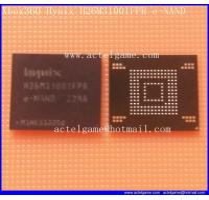 Xbox360 Hynix H26M31001FPR e-NAND repair parts Manufactures