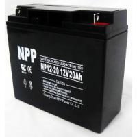 VRLA Battery 12V20Ah (UL, CE, ISO9001, ISO14001) Manufactures