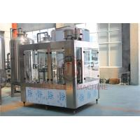 China Beverage Fully Automatic Water Bottle Filling Machine High Output Liquid Filling Equipment on sale