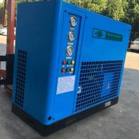 Low Vibration Cycling Refrigerated Air Dryer Space - Saving Compact Design Manufactures