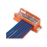 Quality PC Material XKMN Series Zero Row Terminal Block Insulation Ageing Resistance for sale