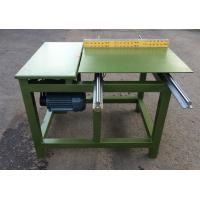 China MJ243 small sliding panel table saw machine with china factory price on sale
