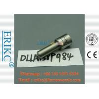 ERIKC Denso Injector Nozzle Oil Spray Nozzle Spare Parts DLLA 158P984 Manufactures