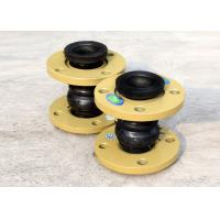 Compensator Double Sphere Expansion Joint , Expansion Bellows For Pipes Customizable