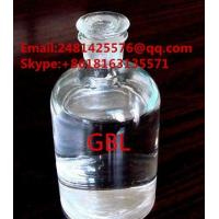 Raw Pharmaceutical Materials Safe Organic Solvents Colourless Liquid Gamma - Butyrolactone GBL CAS 96-48-0 Manufactures