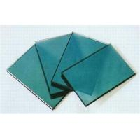 China Solar Control Coated Heat Reflective Float Glass Flat 3mm - 19mm on sale