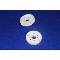 High Frequency White Steatite Ceramic Electric Base, Fracture Toughness ≥120 Mpa Manufactures