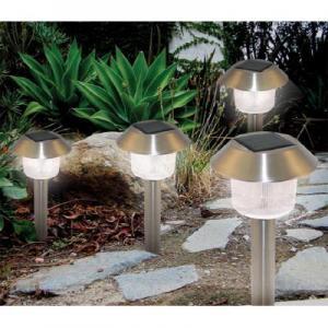 5W LED solar garden light Manufactures