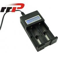 China Lithium Ion Smart Battery Charger with LCD Display NIMH NICAD Li-ion on sale