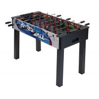 MDF 4FT Soccer Table With Colorful Player , Easy Assembly Professional Foosball Table Manufactures