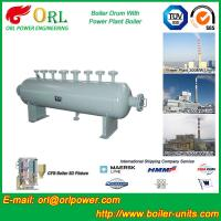 Coal Fired Boiler Mud Drum Boiler Equipment Hot Water Steam Output Manufactures