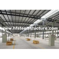 Welding, Braking Structural Industrial Steel Buildings For Workshop, Warehouse And Storage Manufactures