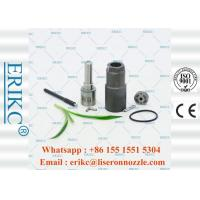 China Denso Fuel Injector Repair Kit DLLA155P863  23670 09330  Valve 10#  Nozzle Cap 095000 8290 on sale
