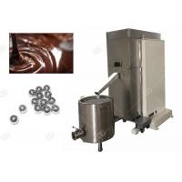 China Durable Industrial Nut Butter Grinder / Chocolate Ball Mill Machine High Performance on sale