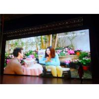 Video Screen Rental Transparent P3 Indoor LED Advertising Display Board 576mm×576mm Cabinet Manufactures