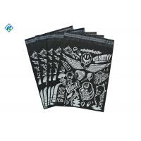 10x13 2.5 mil Strong Adhesive Custom Black Poly Mailers Mailing Bags Poly Bags Manufactures