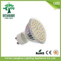 3w LED Stage Spot Light Bulb , Shopping Mall Gu10 LED Par Light Bulbs Manufactures