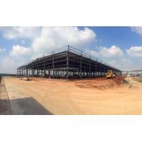 Low Cost Prefabricated Light Weight Buildings For Steel Structure Warehouse Manufactures