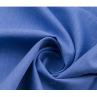 China Skin - Friendly Polyester Rayon Fabric , Water Resistant Polyester Fabric on sale