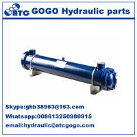 Bosch Hydraulic Oil Coolers : Multi tube type hydraulic oil cooler heat exchanger hyd