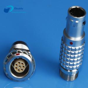 Compatible Lemo B Series Connectors male and female FGA EGA 1B 8pin plug and socket Manufactures