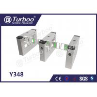 Swing Barrier Gate / Access Control Turnstile Gate High Brightness Indicator Manufactures