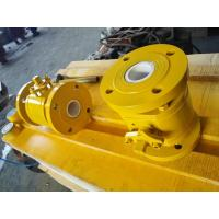 Self Relieving Seat Ceramic Floating Ball Valve For Water System DN15 ~DN1400 Manufactures