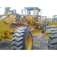 140H Used motor grader caterpillar cat grader for sale Manufactures