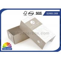 Tray and Sleeve Paper Gift Box Paper Slide Box Matte Glossy Lamination Manufactures